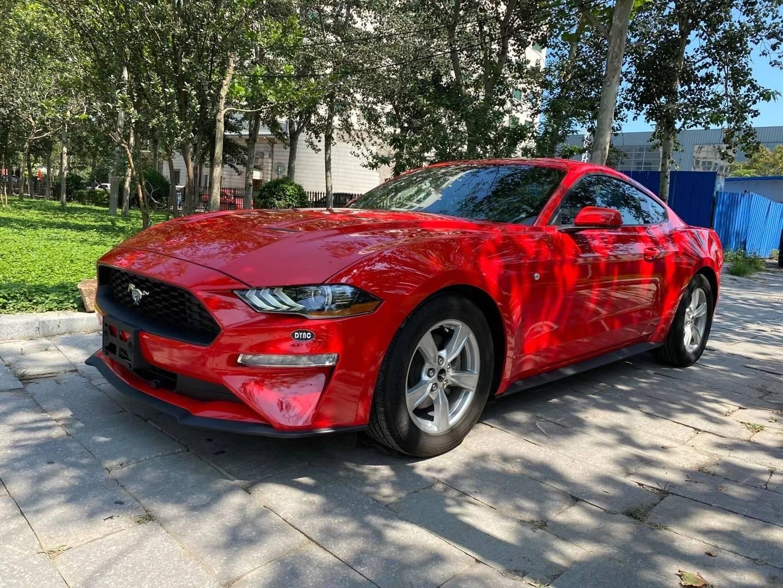 20新款福特野马2.3T排量经济小跑 港口现车