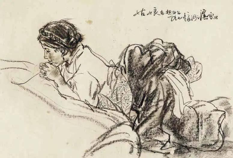 《【鹿鼎公司】首次回溯中国素描百年历程,现当代著名美术家作品邀请展国博开展》