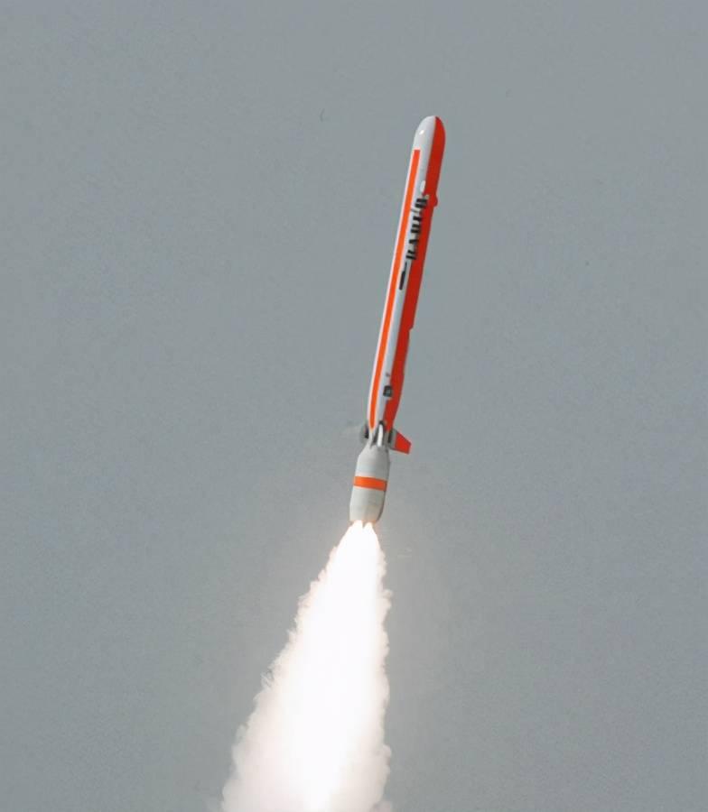 印南亚次大陆的暗战,印巴武器研发,巴基斯坦在巡航导弹方面领先