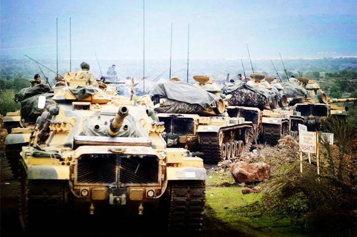 俄叙秘密发动队伍,向前方进攻!联军将进行终究一战