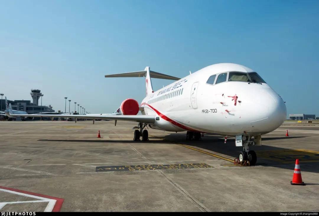 原创   波音737MAX即将复飞,123航空的ARJ21还在继续趴窝    第6张