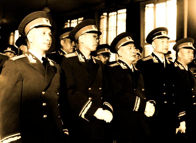 原创   肖劲光:黎川失守,受彭德怀保护,旱鸭子却被毛泽东钦点海军司令    第10张