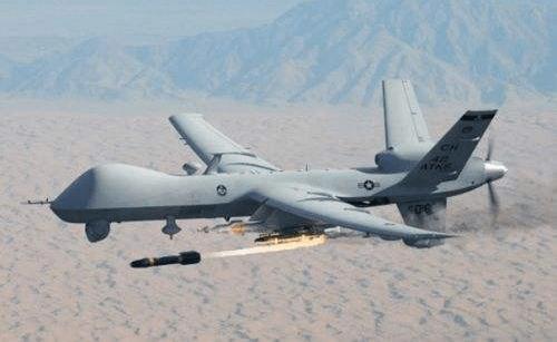 载弹量超过1吨,反坦克能力强悍,美军无人机打击能力世界顶尖