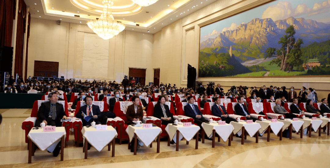 """""""2020高等教育国际论坛年会""""在郑州开幕"""