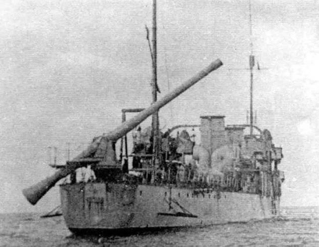 史上最强驱逐舰,主炮口径达305mm,射程不到14km最终被淘汰