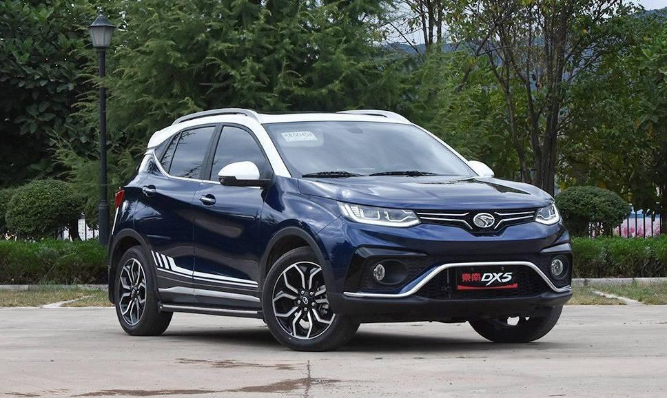 原来性价比高的国产SUV起步价才6.99万