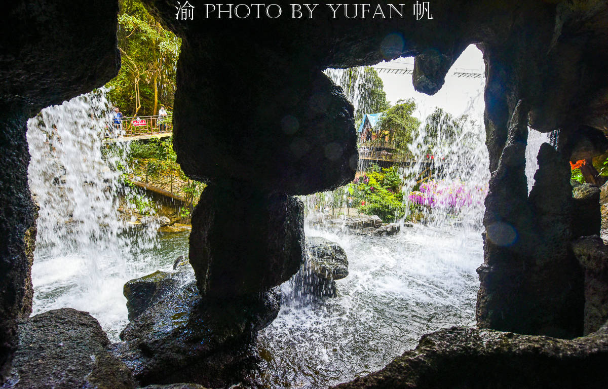 广东大山中发现一个水帘洞,相传孙悟空曾在此修炼,你们信吗?