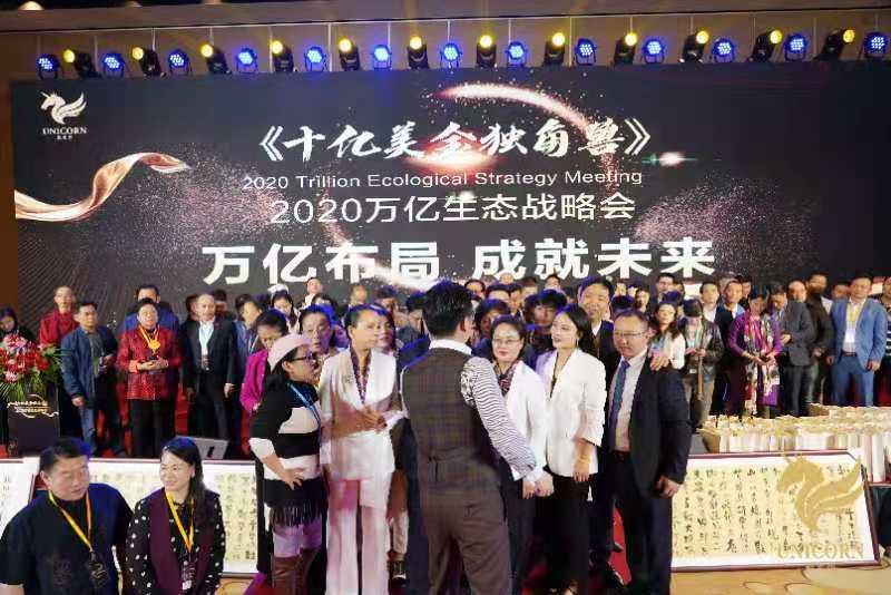 2020万亿生态《十亿美金独角兽》战略会11月20日在上海佘山索菲特大酒店圆满举行插图(13)