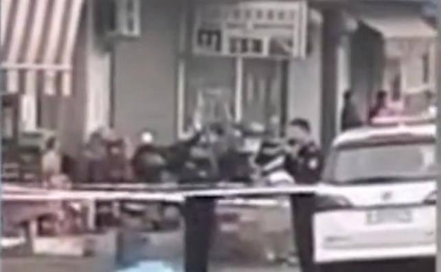悲剧!在殴打、诅咒和酿造血液的案件中 广西一名男子在街上杀害了他的妻子 知情人表示