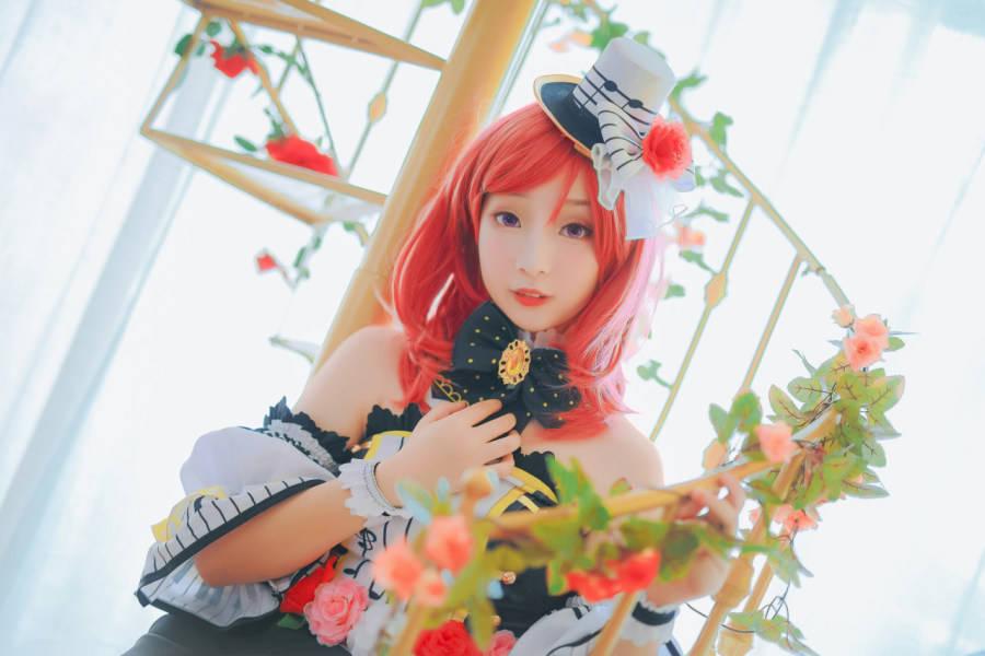 cosplay:西木野真姬乐器觉醒_Lor