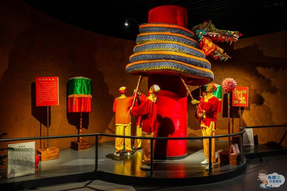 原创             看规划馆、博物馆二合一的数字博物馆,了解包公故里的前世今生