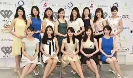 东京大学选美比赛出炉,岛国审美终于在线,这届冠军身材太好了!