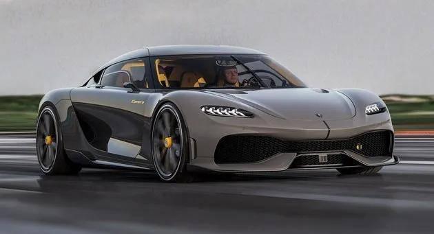 原厂Koenigsegg Gemera |价值几千万的超跑居然配了三缸发动机?