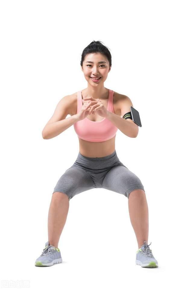 一个黄金健身动作——弓步蹲!长期坚持弓步蹲,你会收获什么好处