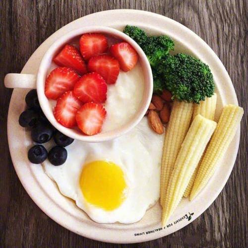 倩狐靠谱吗?倩狐分享9款减脂早餐做法,瘦成闪电就靠它了!