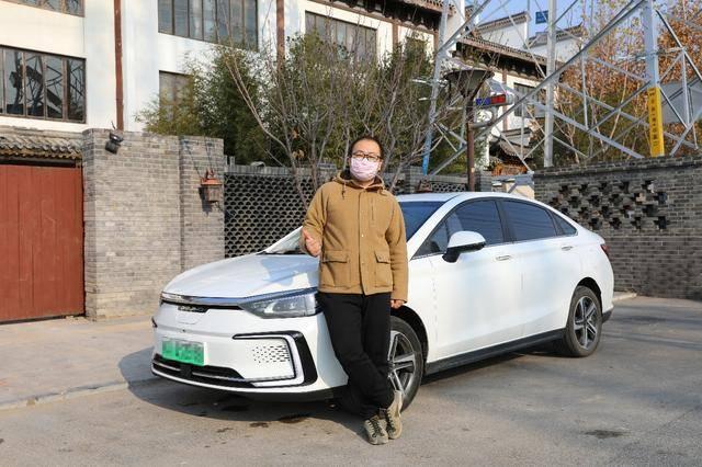 电池续航时间长,速度快北京-EU5改装车车主:最信任北京汽车三电科技