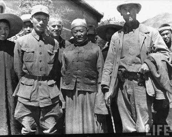 """""""od体育"""" 老照片:美杂志上的1940年中国人(图1)"""