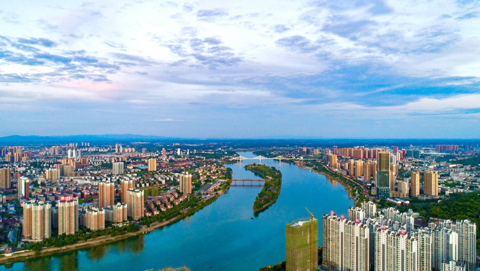 """湖南省""""十四五""""规划《建议》明确衡阳为省域副中心城市"""