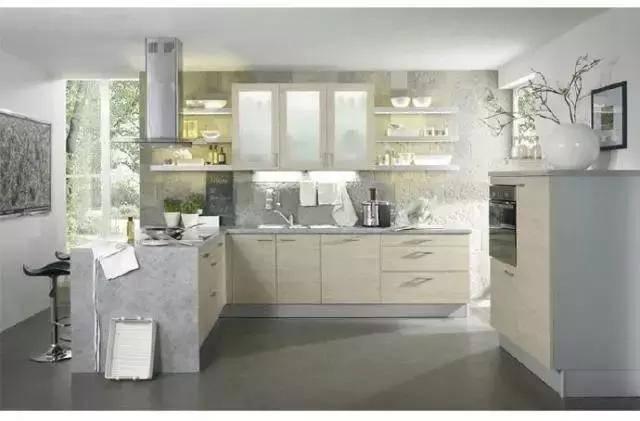 新房装修只花了13万,进门就被厨房迷倒了,年轻人都爱这样装修!