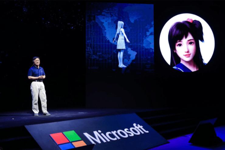 微软小冰强强联合,致力于发展人工智能汽车、人工智能金融、人工智能内容三个领域