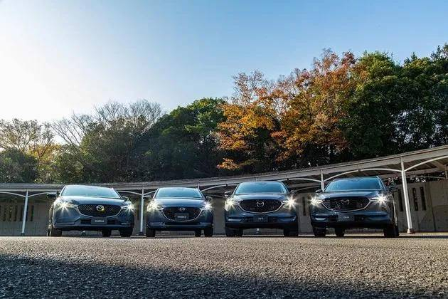 原创是一项运动,这四款专版车型就是马自达的精神