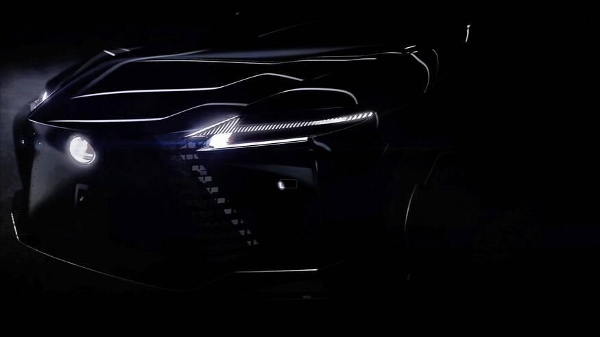 雷克萨斯明年将推出一款新的电动概念车,并祝福Direct4四轮驱动技术