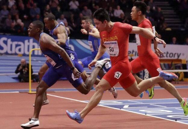 苏炳添失争60米世界冠军良机 劲敌停赛南京赛推迟