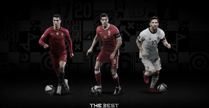 FIFA发布年度最佳候选:梅罗战莱万!渣叔贝帅大战弗里克!
