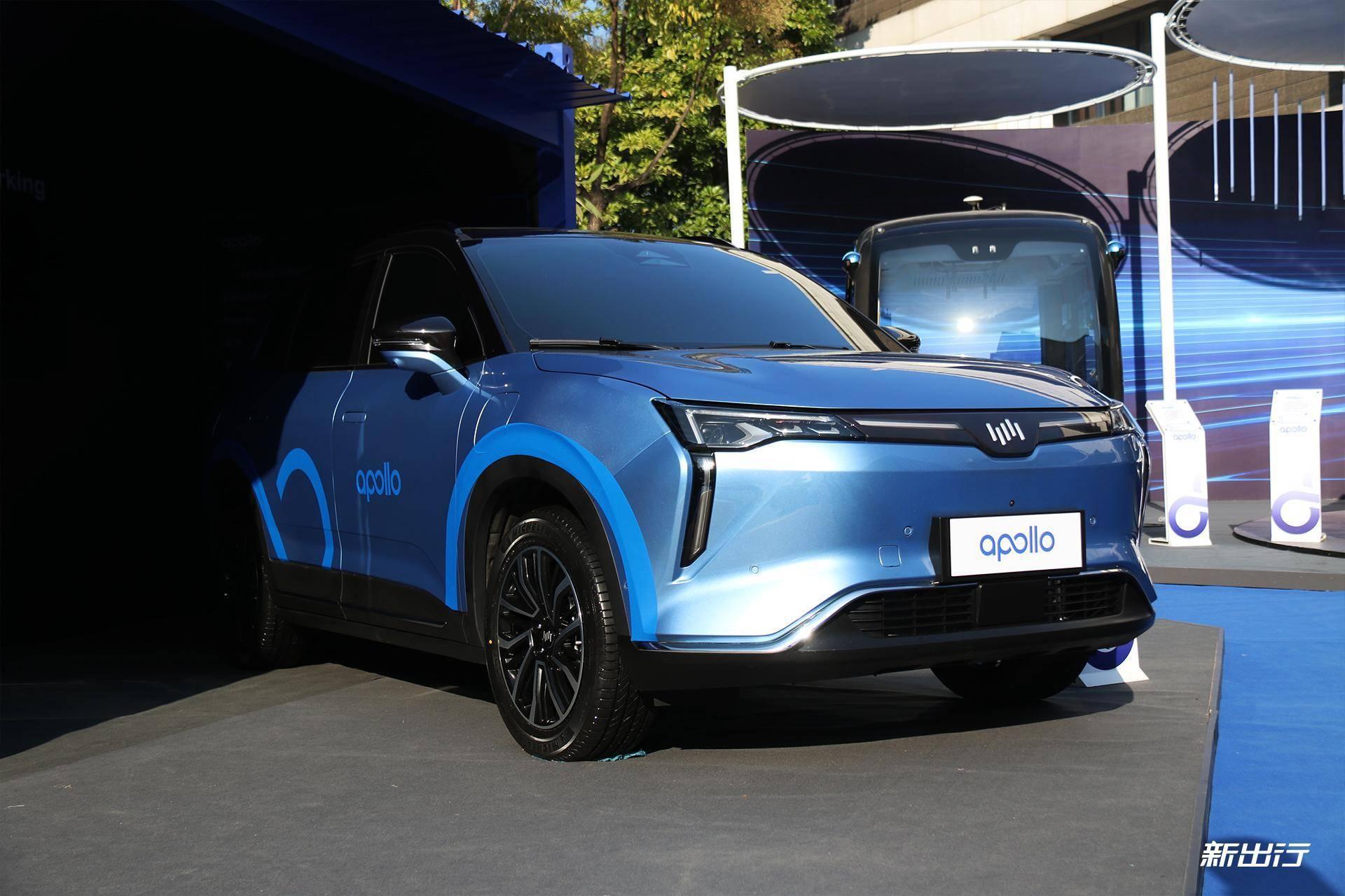 原创魏玛新款纯电动SUV实拍全黑科技