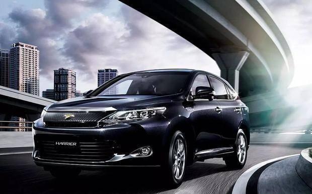 原装丰田全新SUV将国产!以前是雷克萨斯RX的原型,会有两个版本
