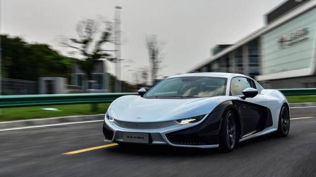 汽车有前途吗?成都金河二手车市场向你展示国产二手超跑K50