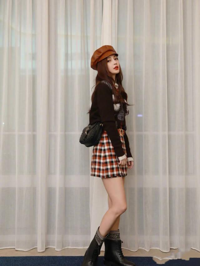"""今年流行的""""褲裙"""",比褲子顯瘦,比裙子洋氣,將時髦進行到底!"""