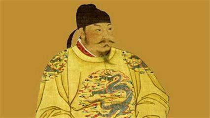 通过玄武门之变上位的李世民,开始了著名的贞观之治
