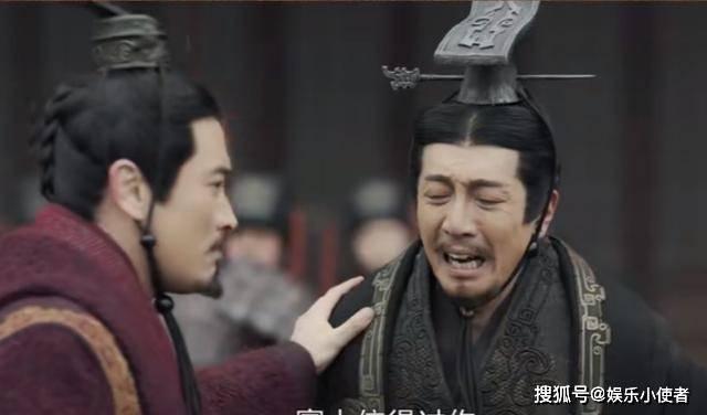 大秦赋:嬴政为达目的设骗局,与赵王相互飙戏,这出好戏可拿影帝