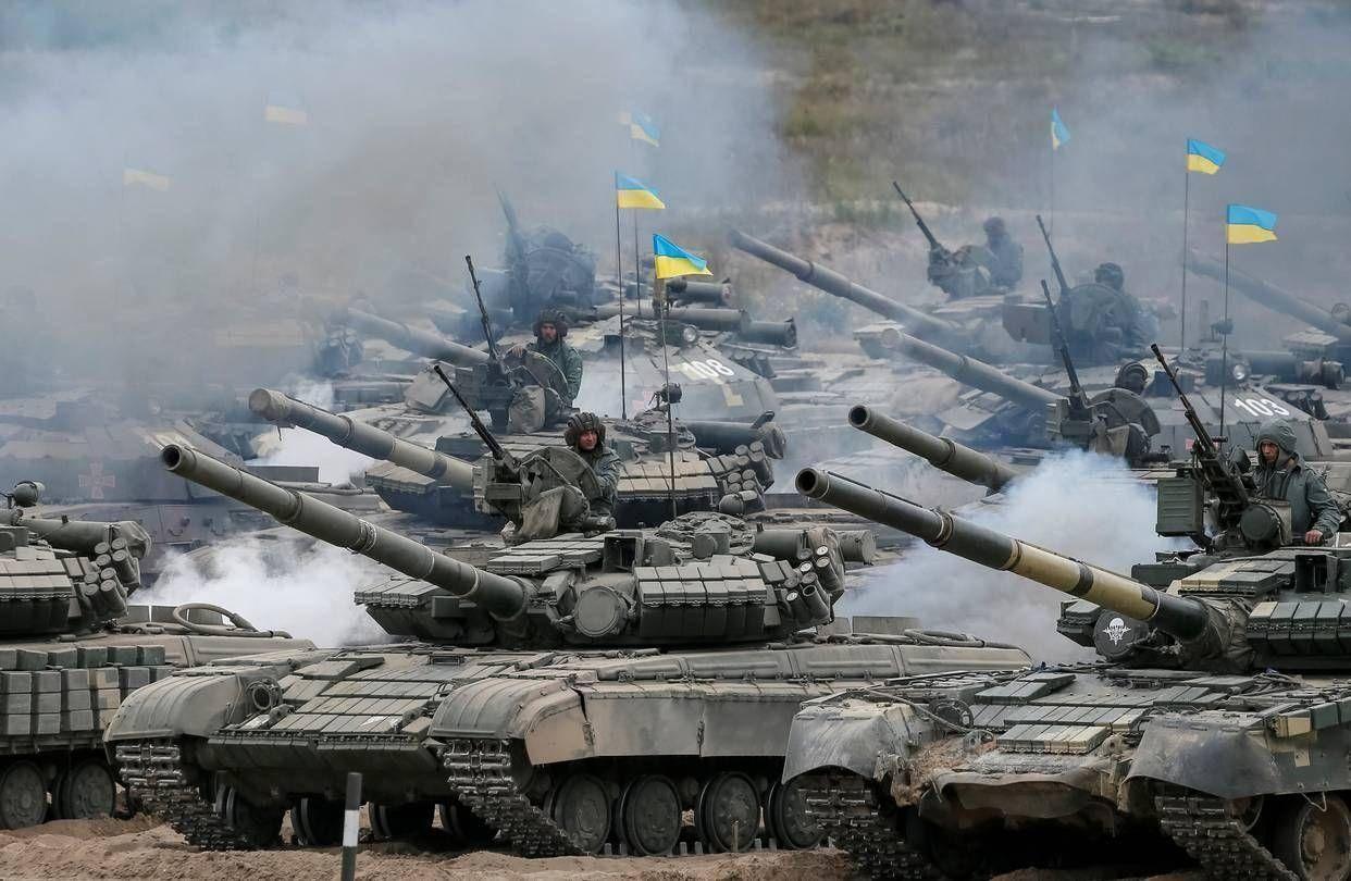 乌克兰挑衅升级,宣称要向俄罗斯开战,俄军回应:奉陪到底!