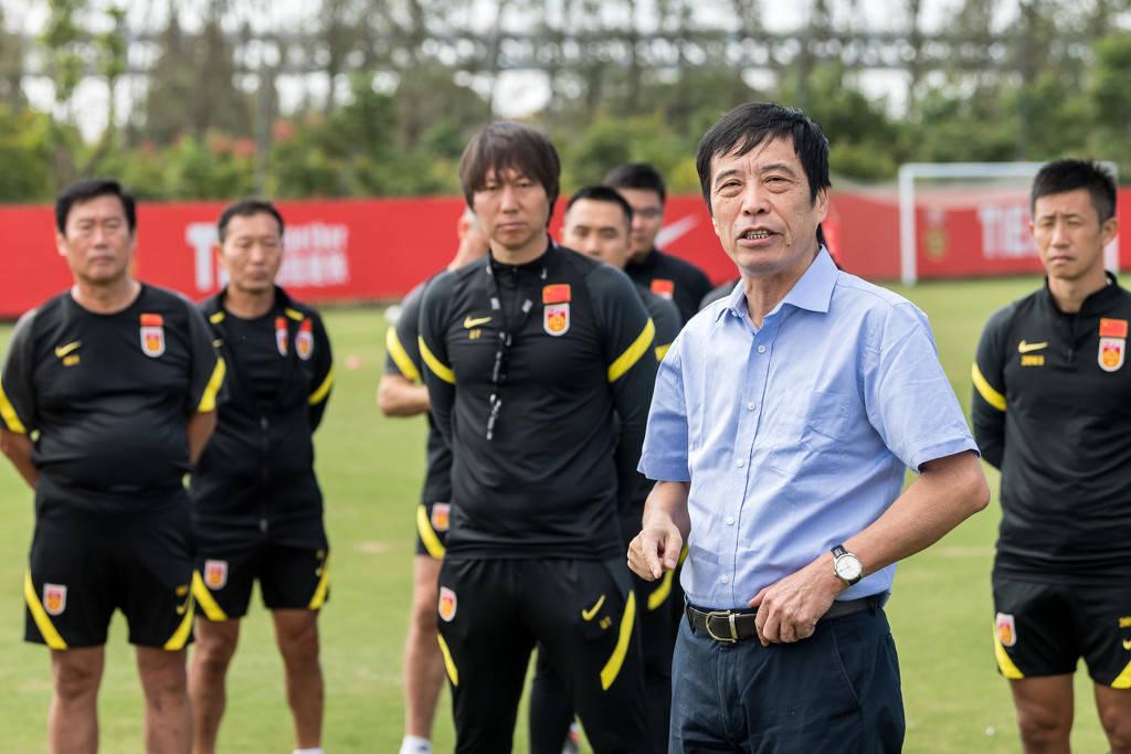 中国足球2020总结:联赛知难而进 3年计划失
