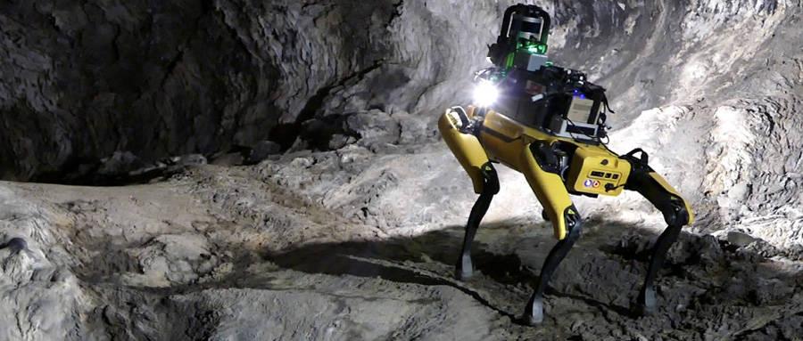 """从""""洞穴""""到""""火星""""!揭秘美国NASA地下探索机器人技术"""