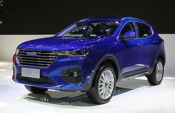 原厂哈弗重型SUV搭载2台1.3T和1.5T的涡轮增压发动机。