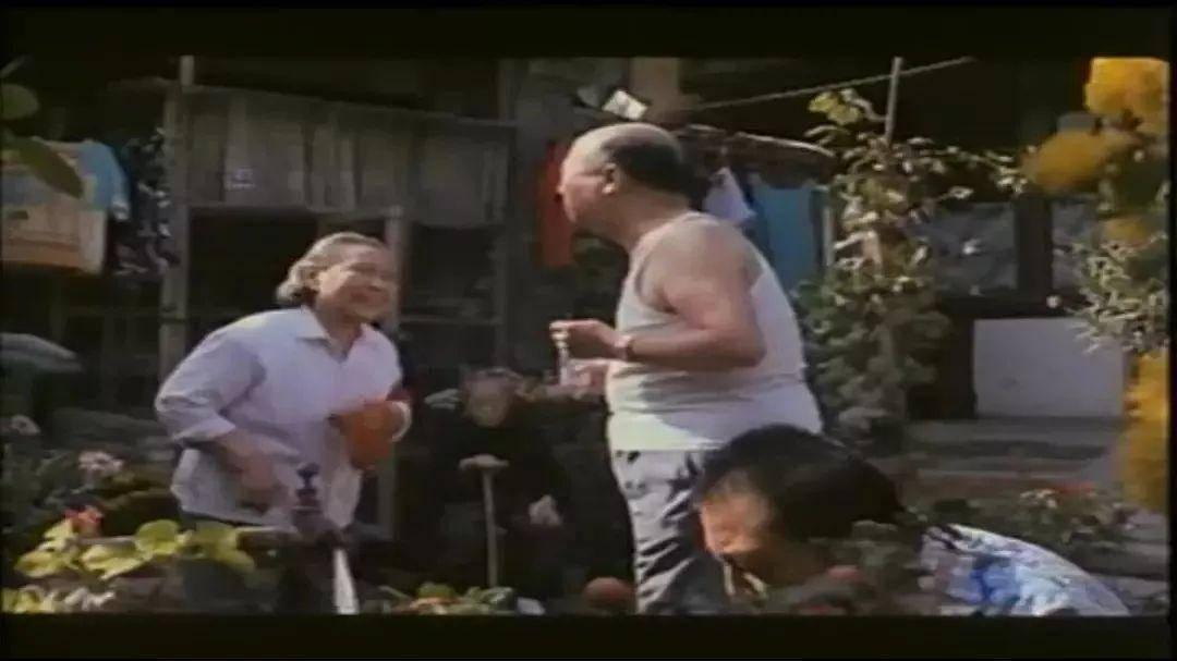 影片中姑姑和爷爷的评论代表了民意