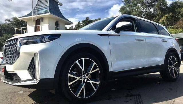 原创另一款高价值SUV出道,控肩Q5,静音不丢GLC