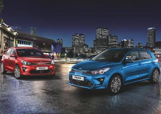 原厂新款起亚Rio在海外正式上市,新车搭载1.6L自然吸气发动机