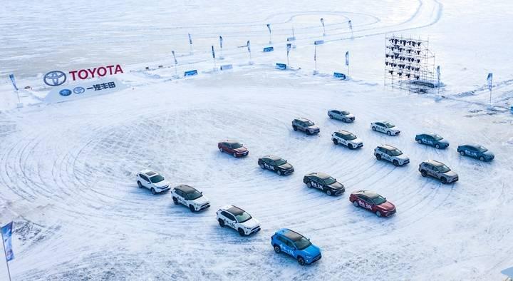 元宝淘|-40C,极寒海拉尔实测一汽丰田混动技术:冰滑弯,雪越野都可以