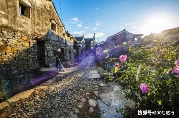 浙江原生态石头村,距今700年没门票,像世外桃源般安宁