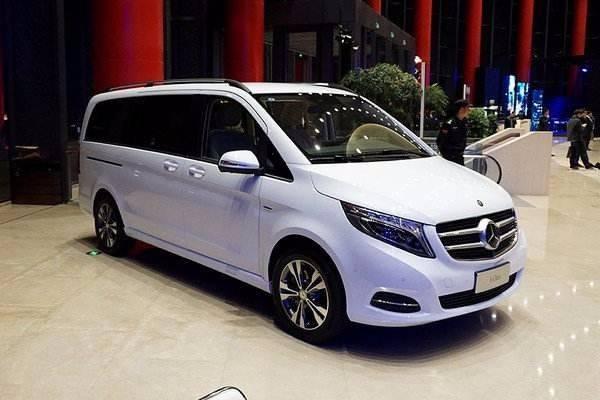 进口选装2020奔驰威霆商务旗舰低调奢华z68