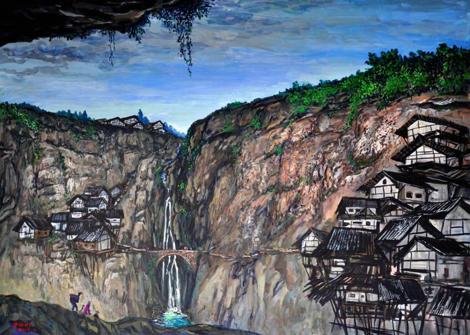 重庆洪崖洞的黑历史,曾经让人难以靠近,改建后游客多到要排队