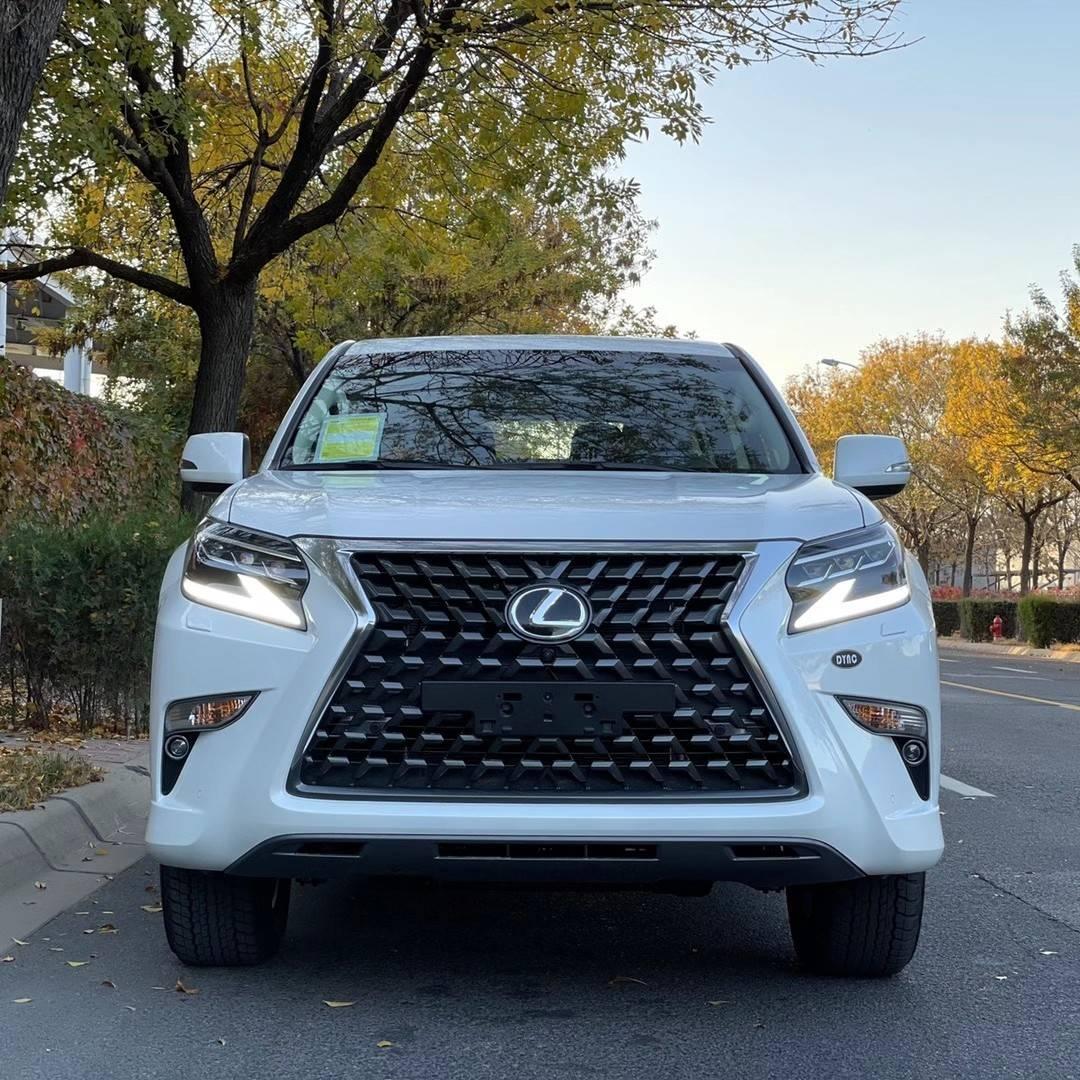 雷克萨斯GX460旗舰城市SUV促进现有汽车的销售