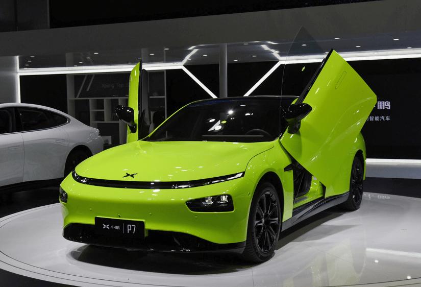 原销量增加,肖鹏汽车最新发货量发布!