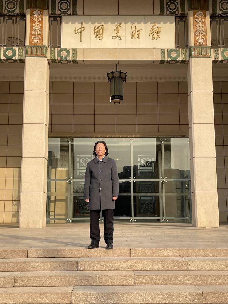 黄泛区新歌 惊艳北京城——张东林艺术作品展在中国美术馆隆重举办_周口