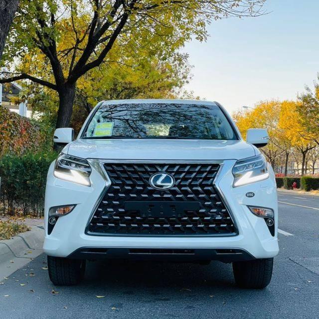 进口雷克萨斯GX460城市SUV保税区价格实惠