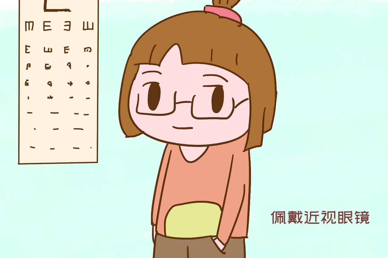 为什么有的孩子戴上近视眼镜后,度数越来越深?终于找到答案了